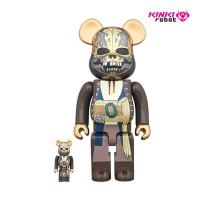 캐리비안해적 400%+100% BEARBRICK JACK SPARROW(1712020)