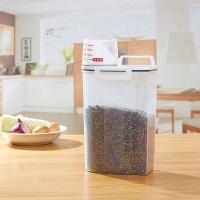 [무료배송] 도어포켓 잡곡통 쌀통 2.5kg
