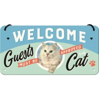 [28027] Welcome Guests Cat