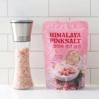 히말라야 핑크 솔트(250g) 6p+그라인더 1P 세트