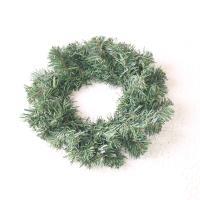 Hm2002 크리스마스리스 Wreath 35cm 재료