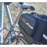자전거 출퇴근 대형 가방 및 짐받이 세트