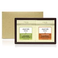[차예마을 허브차]유기농 레몬밤,루이보스 티백선물세트