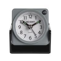 오리엔트 여행용 OT1542 그레이 미니알람시계