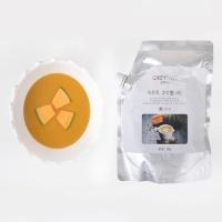 오키푸드 간단한 아침 짜먹는 영양 단호박죽 1Kg[01077715]