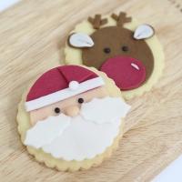 크리스마스 쿠키 만들기 베이킹 키트