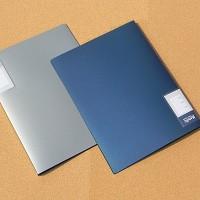 진짜 메탈은 아니지만 펄느낌 PP 재질 A4 20매의-청운그린화일 Metal 클리어화일 HB155