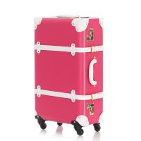 [MXM] 루나 21인치 핫핑크 기내용 클래식빈티지캐리어 여행가방