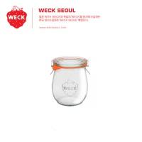 WECK 독일 웩 밀폐 유리용기 튤립 형 220ml (WE762)