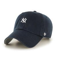47브랜드 MLB모자 뉴욕 양키즈 네이비 화이트미니로고
