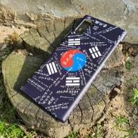 한국전쟁 경주 학도병 흑색 태극기 케이스