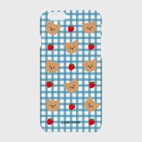 Dot strawberry check-4color(하드/터프/슬라이드)