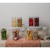 [실리쿡]냉장고문수납용기 사각용기 2호 10개