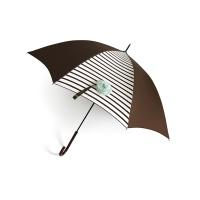 뮤즈프랑 마린코 수동장우산 - 브라운