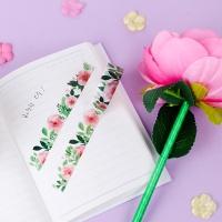 [인디고샵] 하트여왕의 장미정원 마스킹 테이프