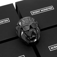 [센트몬스터] LONELY LION 명품 차량용 방향제 사자방향제