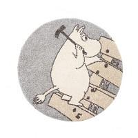 러그 moomin rug fixing silver