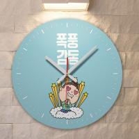 cd396-폭풍감동_인테리어벽시계