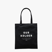 AW Market bag Our Koloer-Black