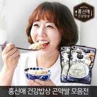 홍신애 건강밥상 곤약미 곤약쌀 180g 5봉