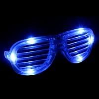 LED셔터쉐이드안경-블루