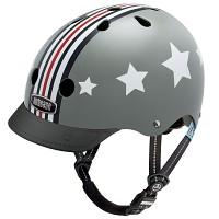 [LNG3-1008-XS] 유아용 리틀너티 헬멧 - Silver Fly (실버플라이)