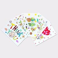 버노 컬러링 카드