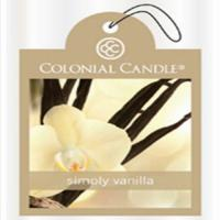 COLONIAL CANDLE 자연방향제 소박한 바닐라