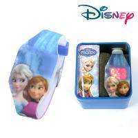 [Disney] 디즈니 겨울왕국 아동 LED손목시계 (FZN3628)