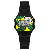 [HOZO] 캐릭터 손목시계 HZ-RABIT-BK