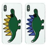 아이폰8 미아공룡 소프트젤리케이스