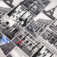 트래블 포스트카드 파리 ver.3