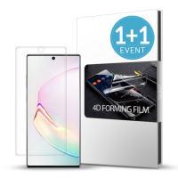스킨즈 갤럭시노트10 4D 풀커버 액정보호 필름 (2장)