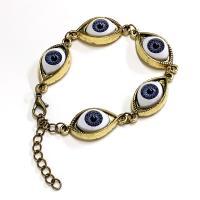 [실버문] 눈에는 눈 고딕 팔찌