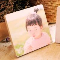 원목 나무 액자 사진인쇄 (중)