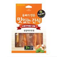 쿠나 웅자오빠가 만든 닭갈비 우유껌 (250g)