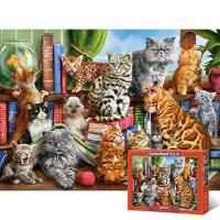 집안의 고양이들 [2000피스/직소퍼즐/동물/LD200726]