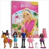 Barbie My Busy Book 바비 피규어북