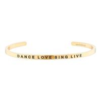 [만트라뱅글] DANCE LOVE SING LIVE - 골드