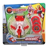 손오공 빠샤메카드 파이어버드 장난감 로봇
