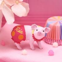 펜시펫 4 시리즈 _Lena's Mini Pig_랜덤