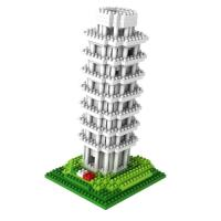LOZ 대형 피사의사탑 3D 다이아몬드 미니블럭 560pcs