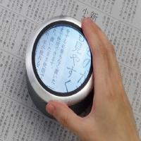 일본 히트 LED돋보기 Smolia5 건전지형