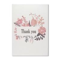 홀마크 감사 카드(꽃5)-KED2199