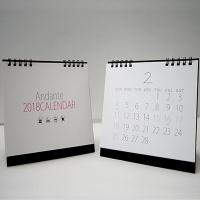 2018 Andante Calendar