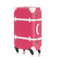 [MXM] 루나 24인치 핫핑크 화물용 클래식빈티지캐리어 여행가방