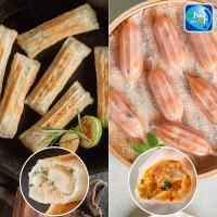 [아하식품] 명품마늘고기만두+꼬물이김치만두(총2팩)