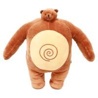 어깨깡패 소두 곰인형 22cm 머리작은 곰돌이 가방고리