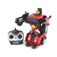 1/14 Transformation 지프 변신로봇 RC (SXT233010RE)