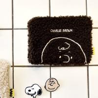 [Peanuts]찰리브라운 부클파우치 브라운